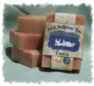 Asian Sandalwood _ Ennis SPA Sulphur Soap