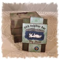Big Horn SPA Soap @ 72 dpi