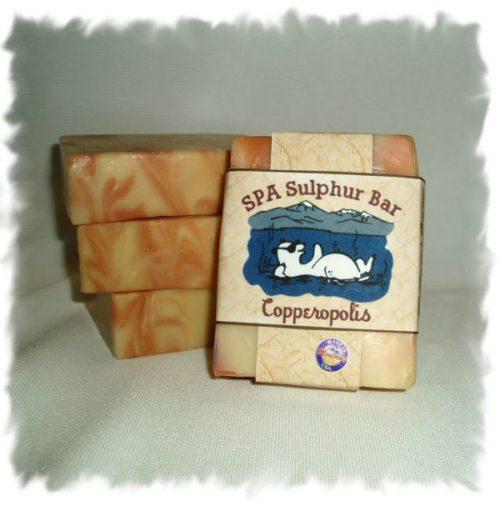 Copperopolis SPA Soap