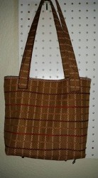 Playhouse Tote outside